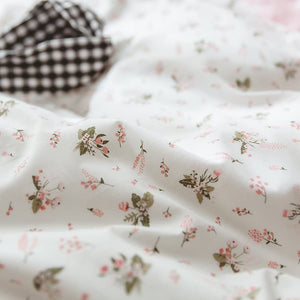 The Floral Pink Bed Set - Tapestry Girls