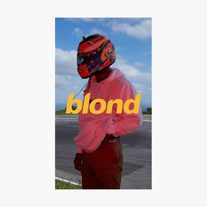 Frank Ocean Blond Poster - Tapestry Girls