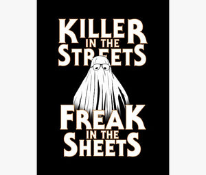 Freak In The Sheets Poster - Tapestry Girls