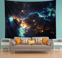 Load image into Gallery viewer, Galaxy Tapestry - Tapestry Girls
