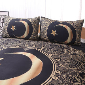 Moon Bohemian Bedding - Tapestry Girls
