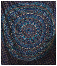 Load image into Gallery viewer, Grace Mandala Tapestry - Tapestry Girls