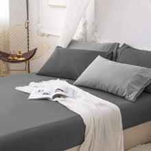 Load image into Gallery viewer, Gray Sheet Sets - Tapestry Girls