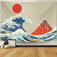 Load image into Gallery viewer, The Great Wave Tapestry - Tapestry Girls