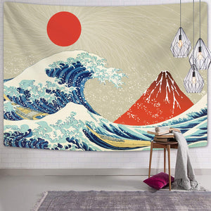 The Great Wave Tapestry - Tapestry Girls