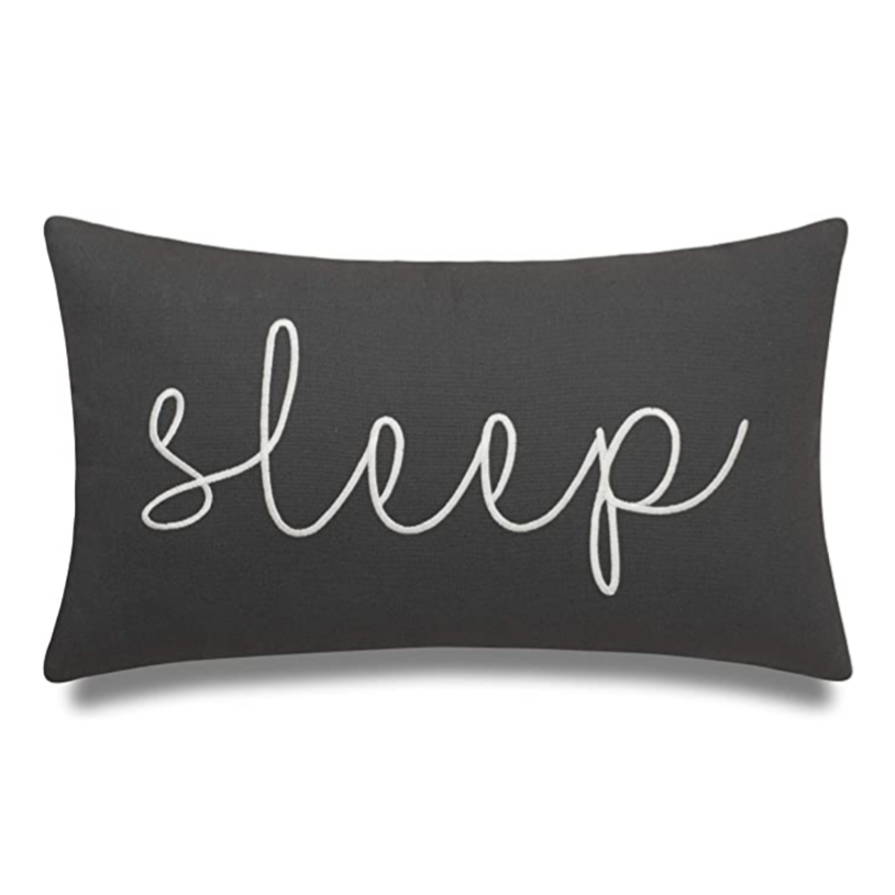 Grey Sleep Pillow - Tapestry Girls
