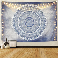 Load image into Gallery viewer, Grey Bohemian Tapestry - Tapestry Girls