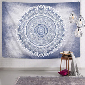Grey Bohemian Tapestry - Tapestry Girls