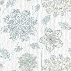 Gypsy Floral Removable Wallpaper - Tapestry Girls