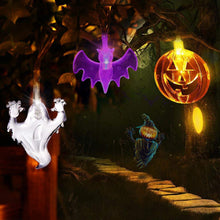 Load image into Gallery viewer, Halloween Style Lights - Tapestry Girls