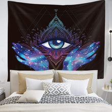 Load image into Gallery viewer, Hasma Seeing Eye Tapestry - Tapestry Girls