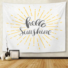 Load image into Gallery viewer, Hello Sunshine Tapestry - Tapestry Girls