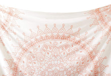 Load image into Gallery viewer, Hippie Rose Gold Tapestry - Tapestry Girls