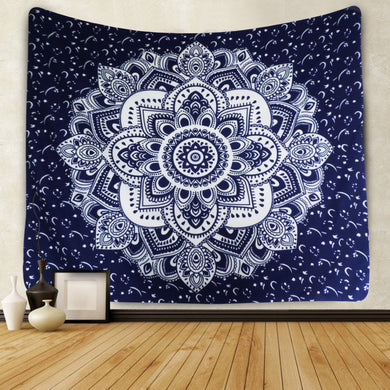 Turkish Blue Tapestry - Tapestry Girls