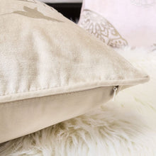 Load image into Gallery viewer, Ivory Bird Luxury Pillow - Tapestry Girls