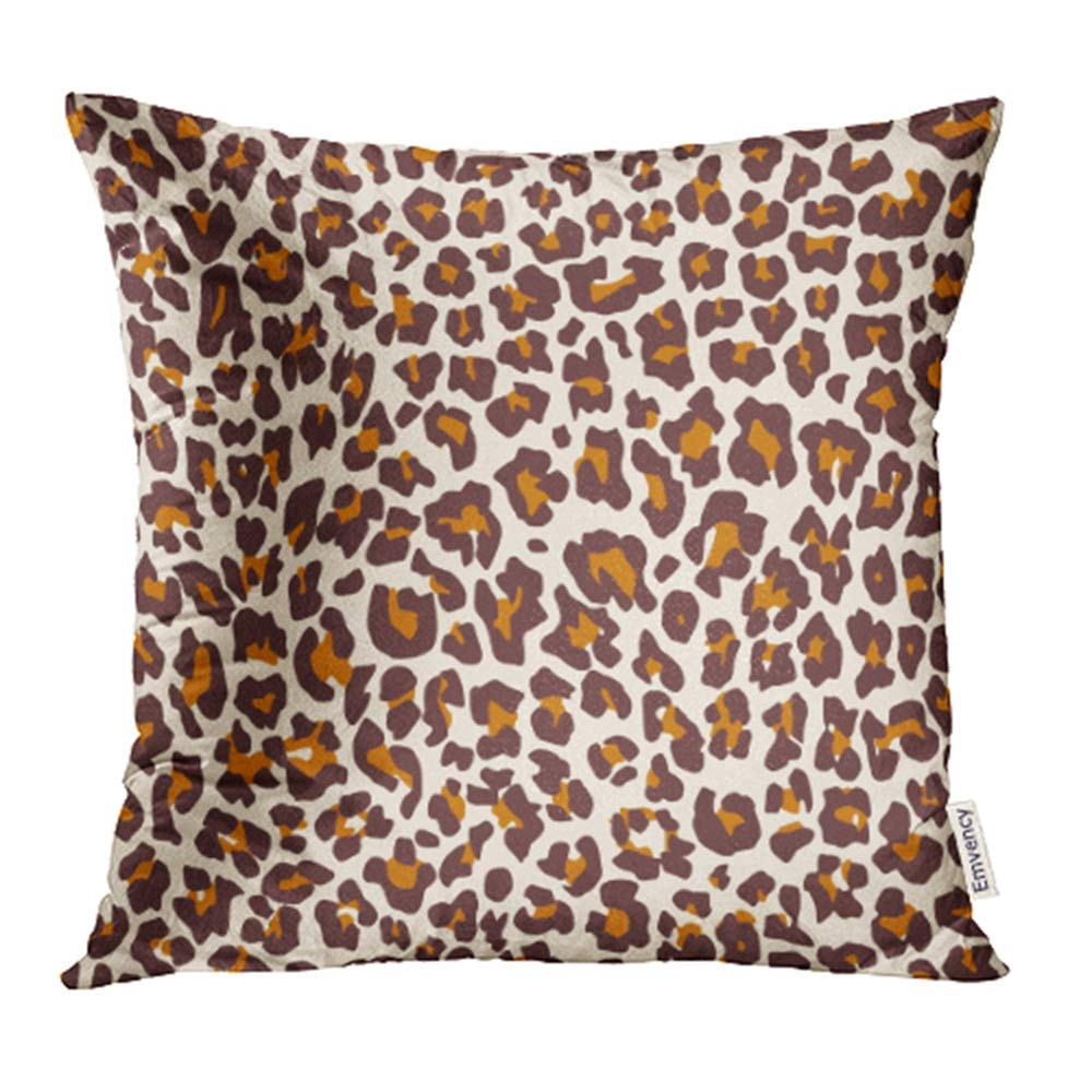 Jungle Leopard Pillow - Tapestry Girls