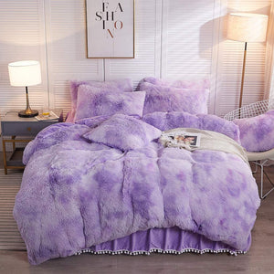 The Softy Lilac Bed Set - Tapestry Girls