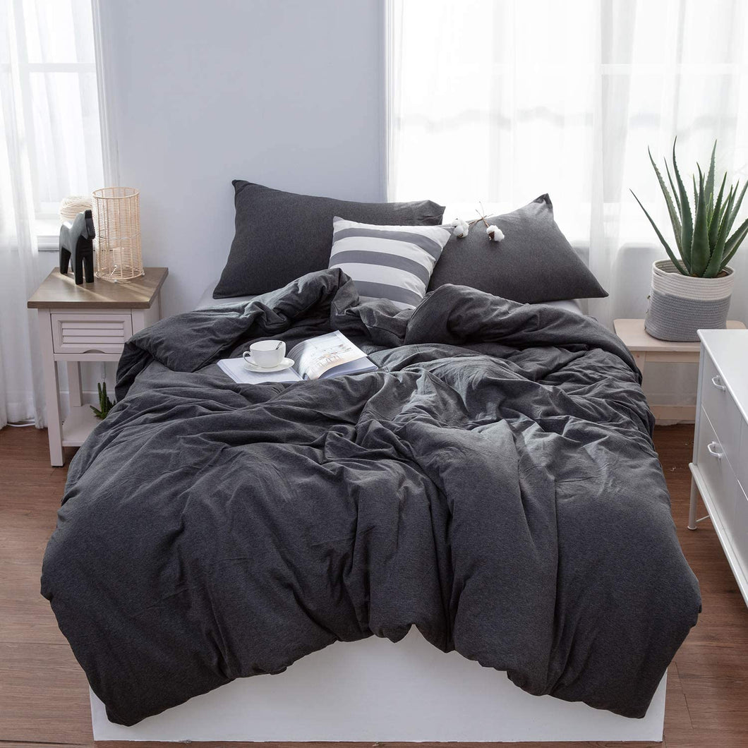 The Loft Dark Gray Bed Set - Tapestry Girls