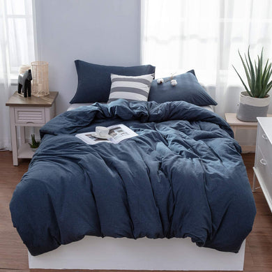 The Loft Navy Bed Set - Tapestry Girls