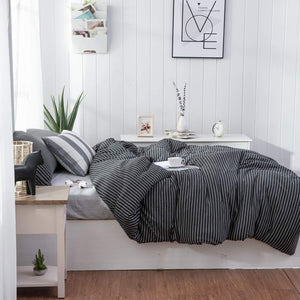 The Loft Stripe Bed Set - Tapestry Girls