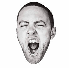 Load image into Gallery viewer, Mac Miller Portrait Poster - Tapestry Girls