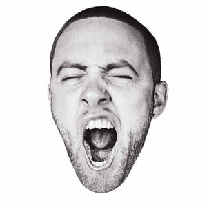 Mac Miller Portrait Poster - Tapestry Girls