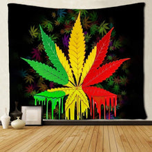 Load image into Gallery viewer, The Marijuana Tapestry - Tapestry Girls