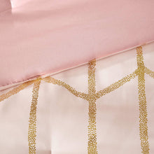 Load image into Gallery viewer, The Metallic Blush Bed Set - Tapestry Girls