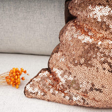 Load image into Gallery viewer, Metallic Brown Pillows - Tapestry Girls