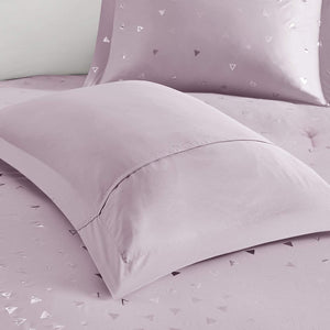 The Metallic Purple Bed Set - Tapestry Girls