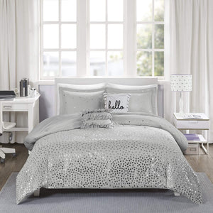 The Metallic Stone Bed Set - Tapestry Girls