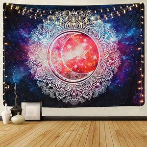 Star Moon Tapestry - Tapestry Girls