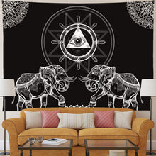 Load image into Gallery viewer, Mystic Elephant Tapestry - Tapestry Girls