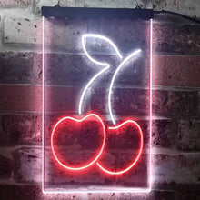 Load image into Gallery viewer, Neon Cherry Sign - Tapestry Girls