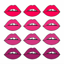 Load image into Gallery viewer, Ombre Lips Poster - Tapestry Girls