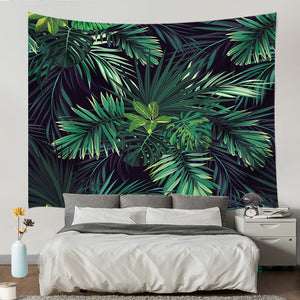 Palm Green Tapestry - Tapestry Girls