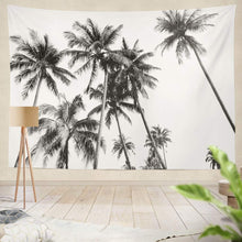 Load image into Gallery viewer, Palm Tree Tapestry - Tapestry Girls