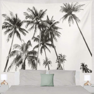 Palm Tree Tapestry - Tapestry Girls