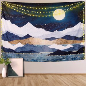 Pikes Mountain Tapestry - Tapestry Girls