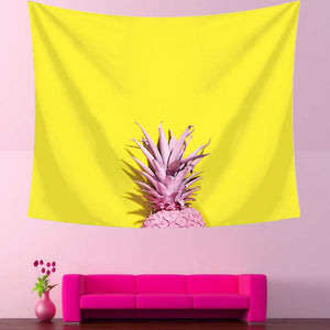 Summer Pineapple Tapestry - Tapestry Girls