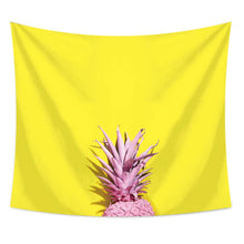 Load image into Gallery viewer, Summer Pineapple Tapestry - Tapestry Girls