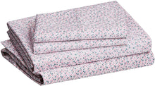 Load image into Gallery viewer, Floral Pink Sheet Sets - Tapestry Girls