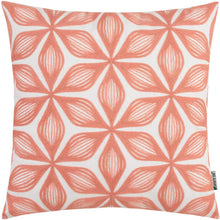 Load image into Gallery viewer, Pink Rhombus Pillow - Tapestry Girls