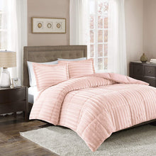 Load image into Gallery viewer, Pink Velvet Bed Set - Tapestry Girls