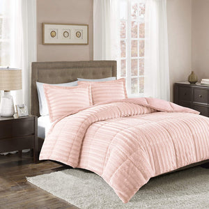 Pink Velvet Bed Set - Tapestry Girls