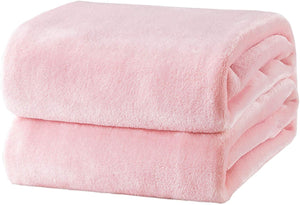 Pink Fleece Blanket - Tapestry Girls
