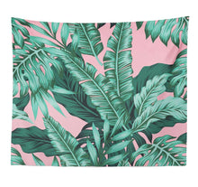Load image into Gallery viewer, Pink Palm Tapestry - Tapestry Girls