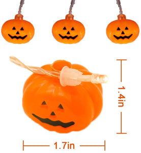 Pumpkin LED Lights