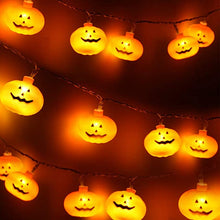 Load image into Gallery viewer, Pumpkin LED Lights