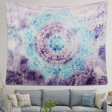 Load image into Gallery viewer, Purple Teal Tapestry - Tapestry Girls